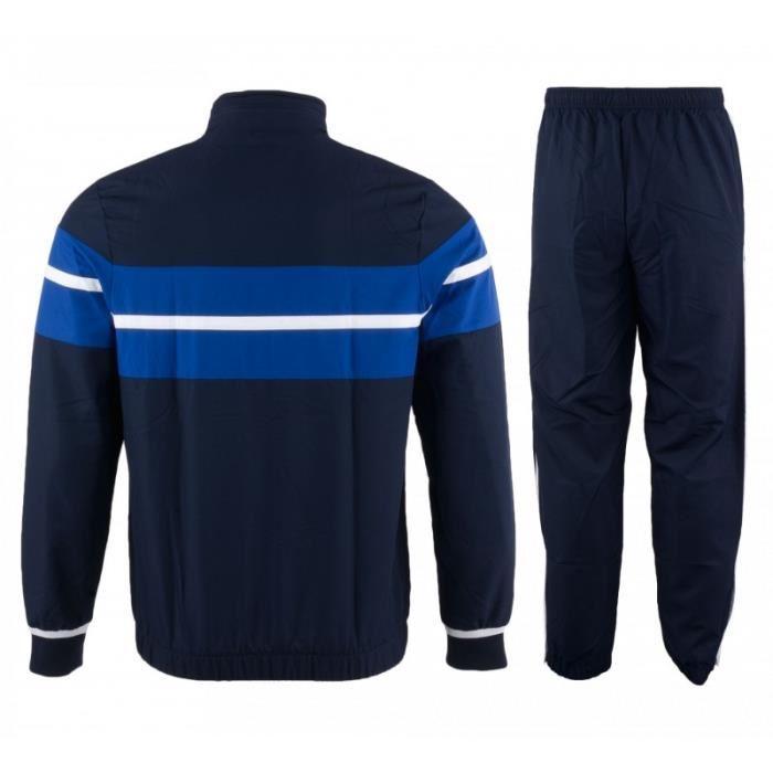 3c1266732f8 Lacoste - homme - Jogging Xh7611 Gris - pas cher Achat   Vente Survêtement  homme - RueDuCommerce. Découvrez le point de vente boutique survetement ...