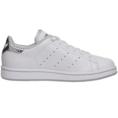 adidas stan smith femme blanche et beige