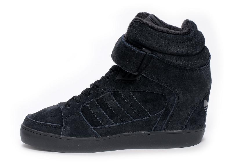 Baskets Femme Hautes Amberlight Up W Adidas Noir